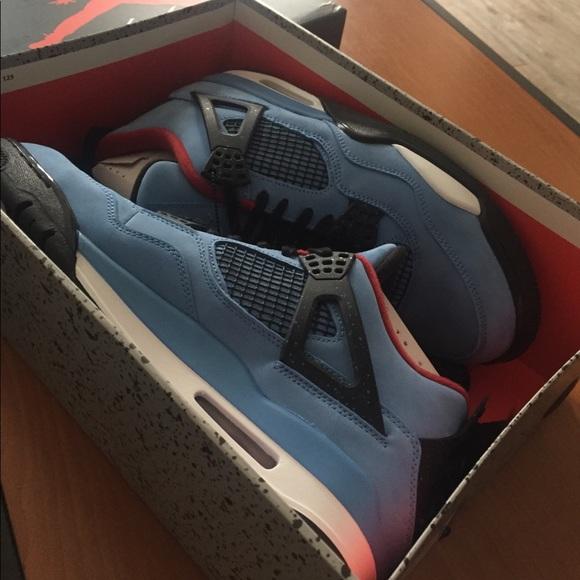 Jordan Shoes   Cactus Jack 4s   Poshmark